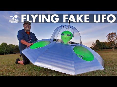 Faking a UFO Sighting  - UC9zTuyWffK9ckEz1216noAw