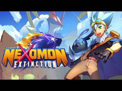 Comenzamos una gran aventura NEXOMON EXTINCTION│EP.01