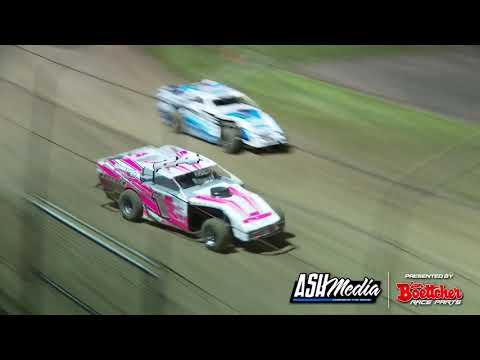 AMCA Nationals: Northern Rivers Classic - A-Main - Lismore Speedway - 24.04.2021 - dirt track racing video image
