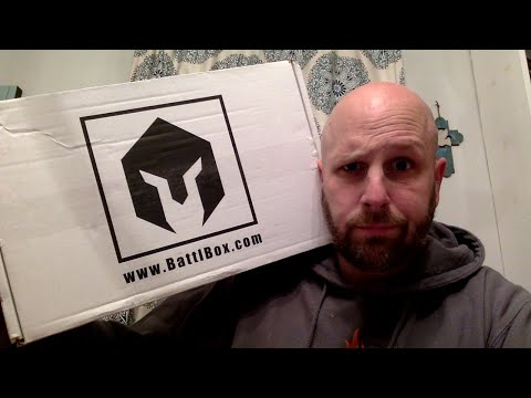 BattlBox UNBOXING (MISSION 47) AND Some Honest Conversation about Sub Boxes.