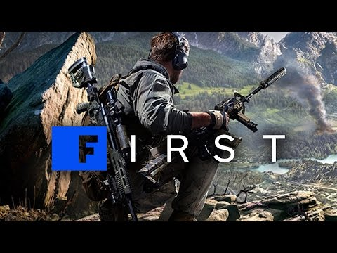 Sniper: Ghost Warrior 3 New Mission Gameplay - IGN First