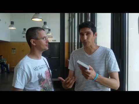 Canal Homebrew: Entrevista a Fran Tellez autor de GHOST (MSX)