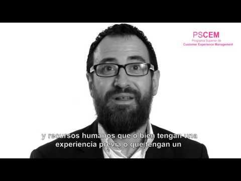 Protagonistas PSCEM: Carlos Molina, Director del Programa Superior