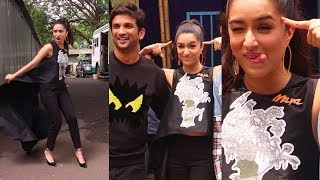 Shraddha Kapoor's CUTE & CRAZY Moments @ Chhichhore Promotions Will Have You Smiling
