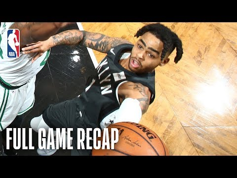 CELTICS vs NETS | D'Angelo Russell Leads Brooklyn With 29 Points & 10 Assists | March 30, 2019