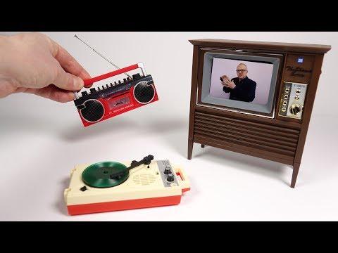 Mini Retro Electronics from Japan - UC5I2hjZYiW9gZPVkvzM8_Cw