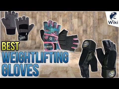 10 Best Weightlifting Gloves 2018 - UCXAHpX2xDhmjqtA-ANgsGmw
