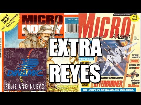 EXTRA REYES 1988: Seccion KIOSKO