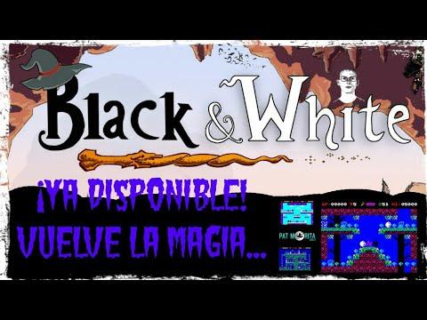 Canal Homebrew: Black & White (Pat Morita Team)