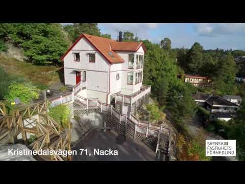 Kristinedalsvägen 71, Nacka - Svensk Fastighetsförmedling
