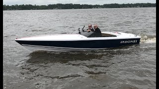 380 HP Donzi 22 Classic – One Wake