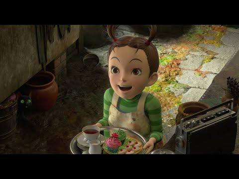 Earwig y la bruja - Trailer español