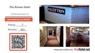 The Airman Hotel - Shefford - UK Review