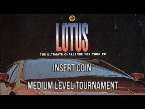 Lotus: The Ultimate Challenge (1993) - PC - Medium Level Tournament