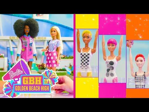 COLOR REVEAL - ÜBERRASCHUNGEN - DIYs! | Schulabenteuer in Malibu | @Barbie Deutsch