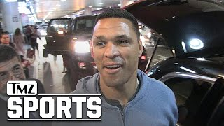 Tony Gonzalez Won't Give G.O.A.T.  TE Title To Rob Gronkowski, It's A Tie! | TMZ Sports