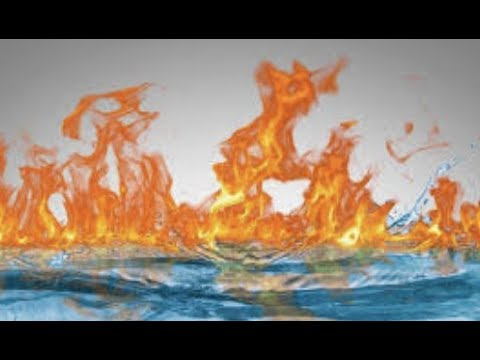 Breaking Fire And Water In The Land