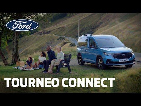 Tak všestranný jako vy   Nový Ford Tourneo Connect   Ford Česká republika