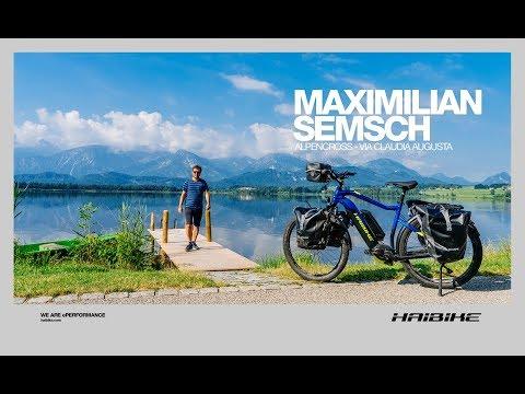 Maximilian Semsch - Alpencross (Via Claudia Augusta)