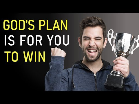 GOD'S PLAN IS FOR YOU TO WIN - BIBLE PREACHING  PASTOR SEAN PINDER