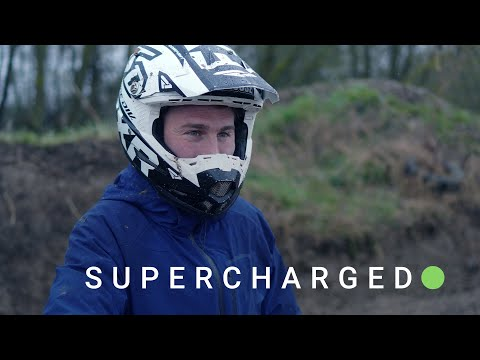 Robert Friberg (Motocross National Champion) is Supercharged! [polish subtitles]