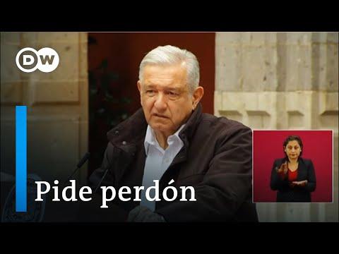 Mea culpa de AMLO por Ayotzinapa