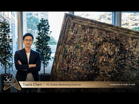 Humans of ASUS feat. Travis Chen