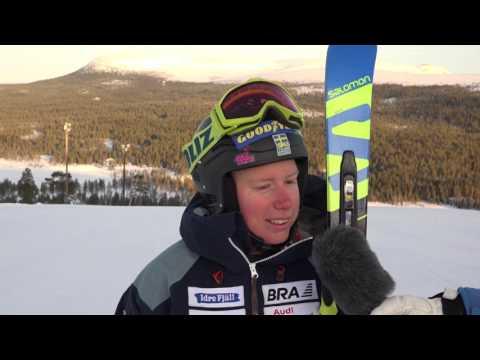 Skicross-landslaget-Sandra Näslund