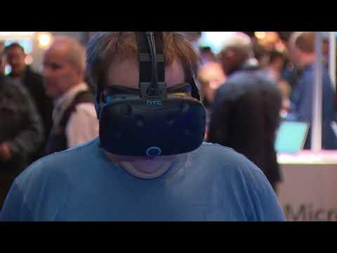 Patrik Landerholm hos HP om de største trendene innen VR for bedrifter.