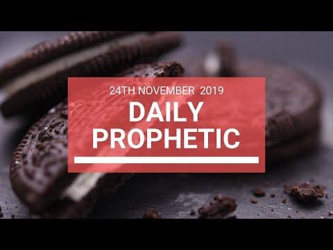 Daily Prophetic 24 November Word 6
