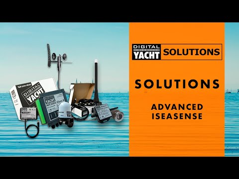 Digital Yacht Solutions - Advanced iSeaSense - Digital Yacht