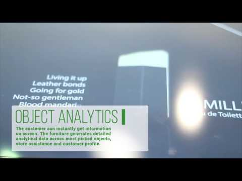 3   Object Analytics Perfume - Smart Boutique 2016