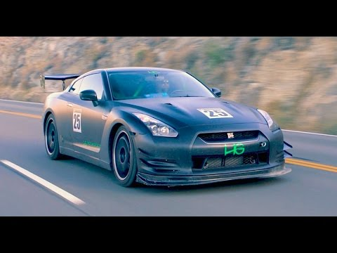 2009 Nissan GT-R By HG Motorsports (SHOOTOUT) -- /TUNED