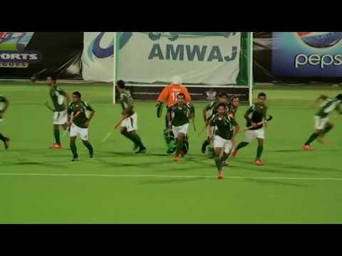 Pakistan V Malaysia. Mens field hockey. Full game.