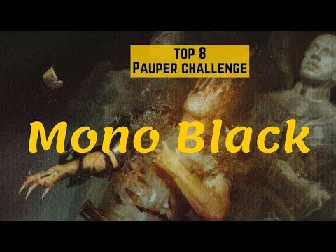 (PAUPER CHALLENGE) Mono Black (TOP 8)