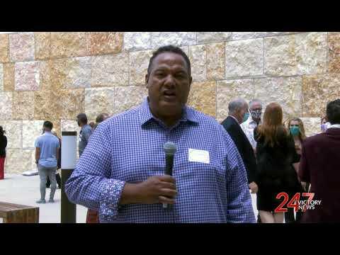 Pastor Tommy Miller Visits The Legacy Center