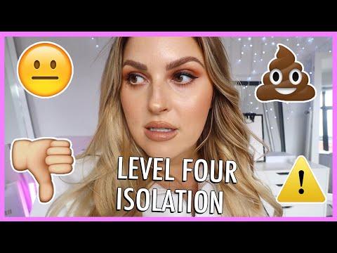 coronavirus & self isolation ? Vlog 653