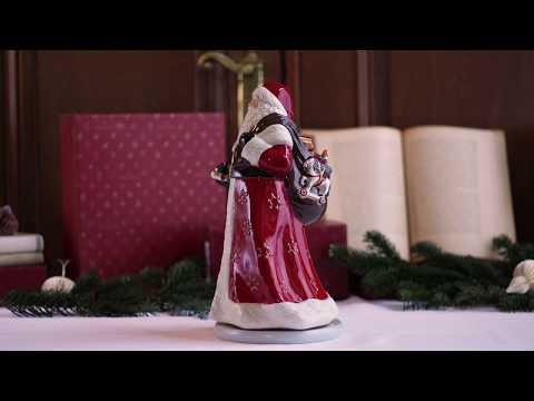 Christmas Toys Memory - Santa rotating | FESTIVE CHRISTMAS IDEAS | Villeroy & Boch