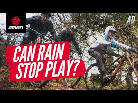 """Can Rain Stop Play"""" 