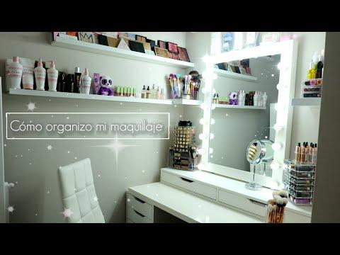 Mi TOCADOR ♥️ COLECCIÓN y ORGANIZACIÓN de maquillaje  - UCL40gzi1M_H0l3LTn2RPtcw
