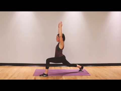 Yoga Warm-Up with Katie!