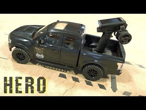 "I ASSEMBLE the ARTR RC4WD Desert Runner 4x4 ""HERO"" Truck - Looks like a Ford Raptor | RC ADVENTURES - UCxcjVHL-2o3D6Q9esu05a1Q"