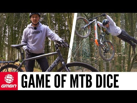 A Game Of Mountain Bike Dice | Blake Rolls The Dice