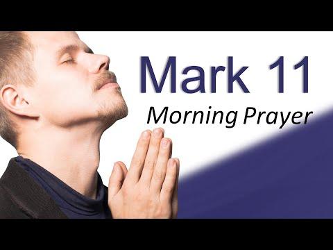 PRAYER THAT MOVES MOUNTAINS - MORNING PRAYER