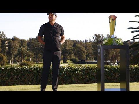 Tiger Woods herido grave en un accidente de tráfico