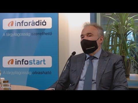 InfoRádió - Aréna - Nagy István - 2021.04.26.