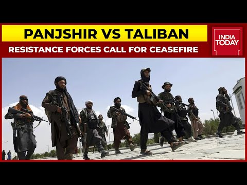 Panjshir Falls To Taliban? Resistance Forces Call For Ceasefire   India Today