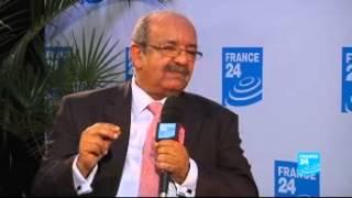 Le ministre Abdelakder Messahel hospitalisé en Belgique