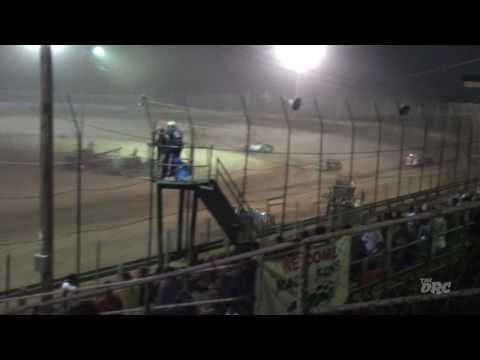 Moler Raceway Park | 9.23.16 | Season Championships | UMP Modifieds | Feature - dirt track racing video image