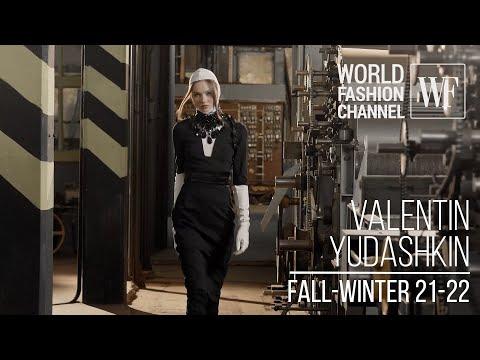 Valentin Yudashkin fall-winter 21-22 | Paris fashion week